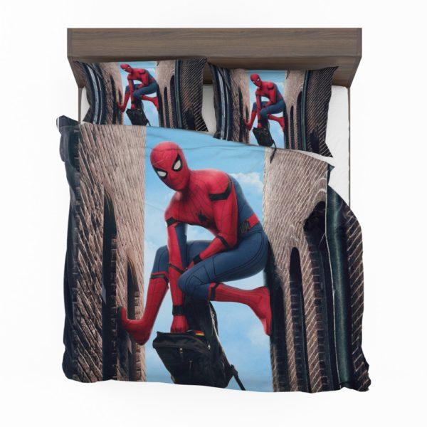 Spider-Man Homecoming Marvel Movie Comforter Set 2