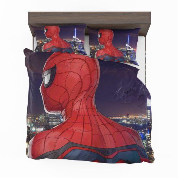 Spider-Man Homecoming Super Hero Marvel Comic Comforter Set 2