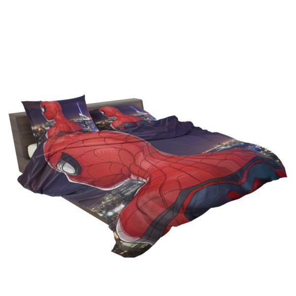 Spider-Man Homecoming Super Hero Marvel Comic Comforter Set 3