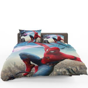 Spider-Man Homecoming Vulture Marvel Comics Bedding Set 1