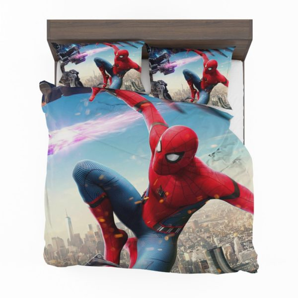Spider-Man Homecoming Vulture Marvel Comics Bedding Set 2
