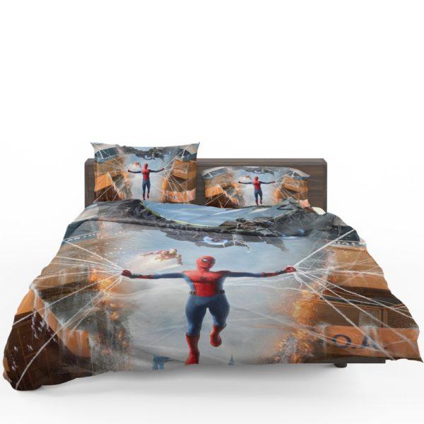 Spider-Man Jean Grey School for Higher Learning Comforter Set 1