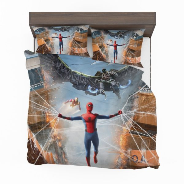 Spider-Man Jean Grey School for Higher Learning Comforter Set 2