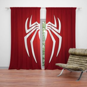 Spider-Man Parker Industries Marvel Comics Curtain