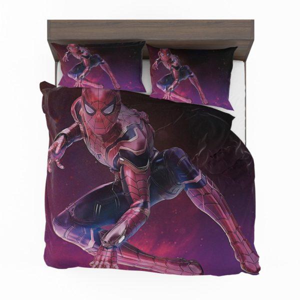 Spider-Man Peter Parker Avengers Infinity War Bedding Set 2
