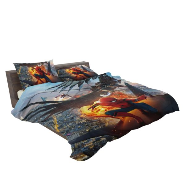 Spider-Man Vulture and Iron Man Comforter Set 3