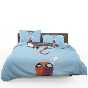 Spider-Man and Venom Marvel Bedding Set 1