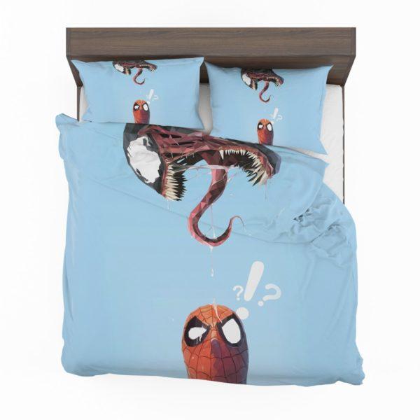 Spider-Man and Venom Marvel Bedding Set 2