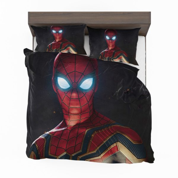Spider-Man in Marvel Avengers Infinity War Movie Bedding Set 2