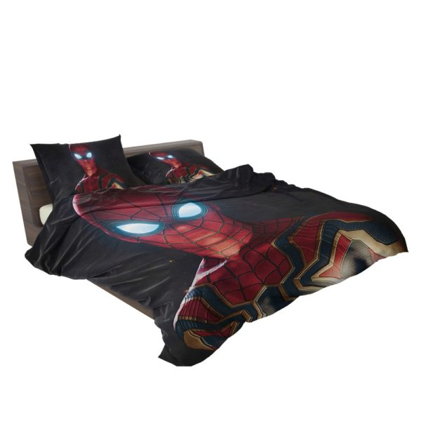 Spider-Man in Marvel Avengers Infinity War Movie Bedding Set 3