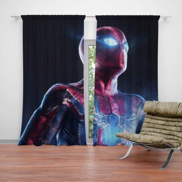 Spider-sense Spider-Man Peter Parker Curtain