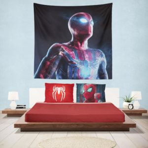 Spider-sense Spider-Man Peter Parker Hanging Wall Tapestry