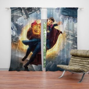 Strage Tales Dr Strange Master Black Magic Curtain