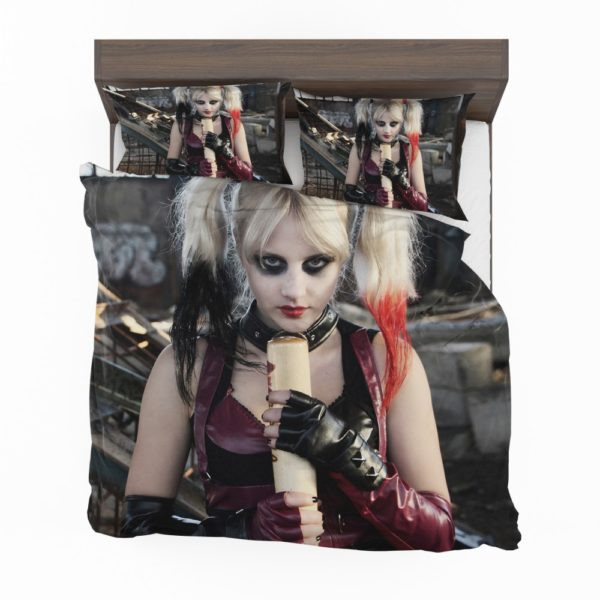 Suicide Squad Harley Quinn Cosplay Bedding Set 2