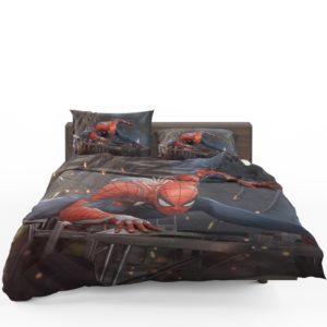 The Amazing Spider-Man 2 Movie Bedding Set 1
