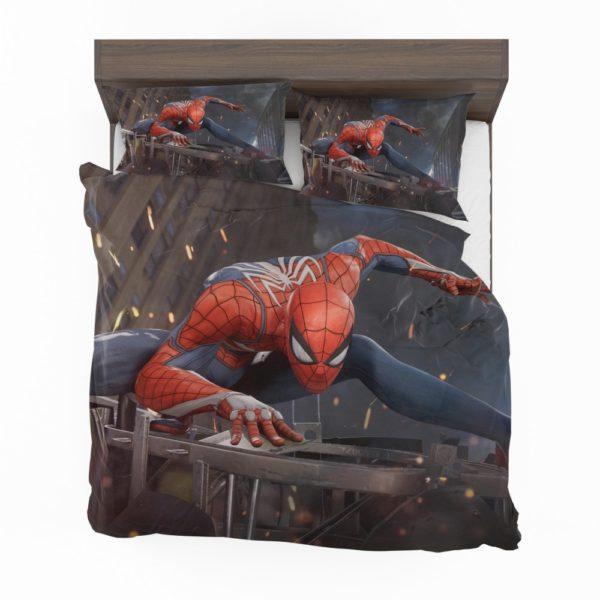 The Amazing Spider-Man 2 Movie Bedding Set 2
