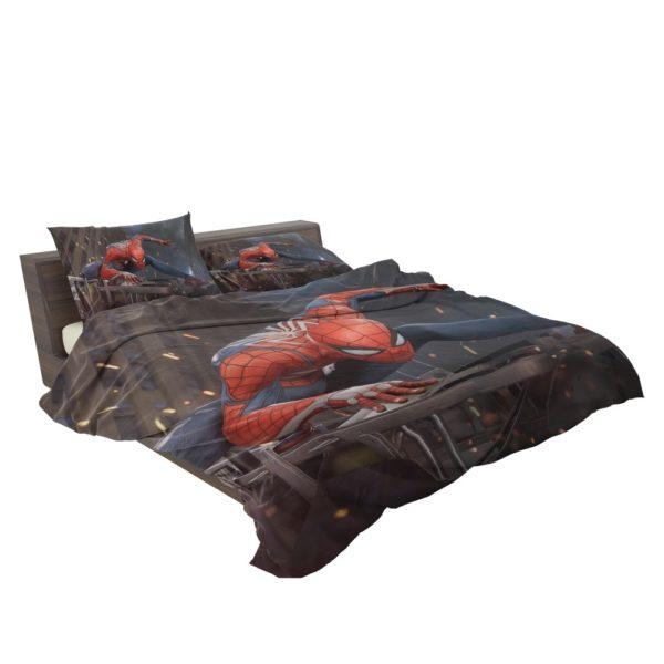 The Amazing Spider-Man 2 Movie Bedding Set 3