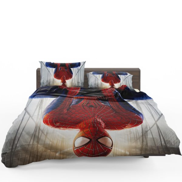 The Amazing Spider-Man Peter Parker Comforter Set 1
