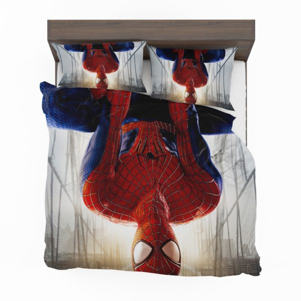 The Amazing Spider-Man Peter Parker Comforter Set 2