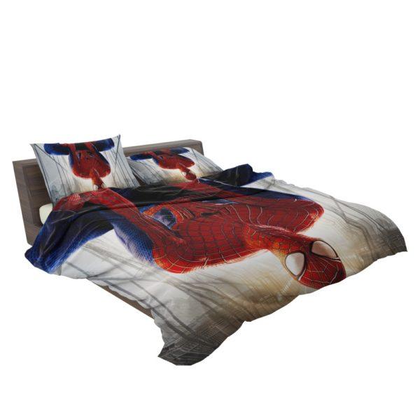 The Amazing Spider-Man Peter Parker Comforter Set 3