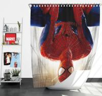 The Amazing Spider-Man Peter Parker Shower Curtain
