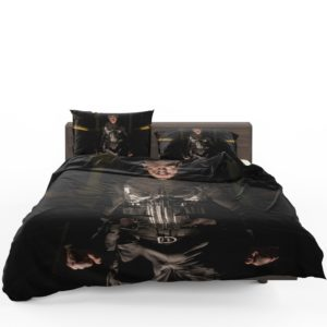 The Punisher TV Show Punisher Jon Bernthal Bedding Set 1