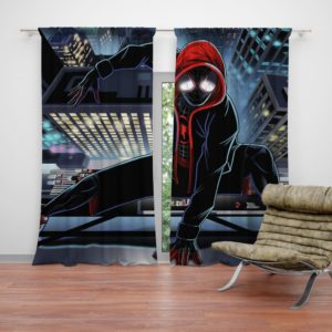 The Superior Spider-Man Future Foundation Curtain