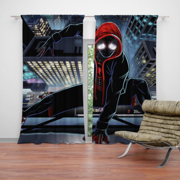 The Superior Spider-Man Future Foundation Curtain