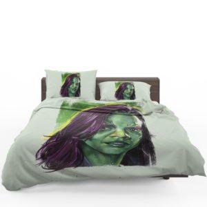 Zoe Saldana Gamora Bedding Set 1