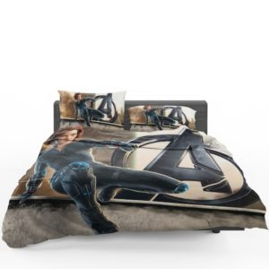 Age of Ultron The Avengers Black Widow Scarlett Johansson Bedding Set 1