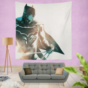 All Star Batman Justice League Art Wall Hanging Tapestry