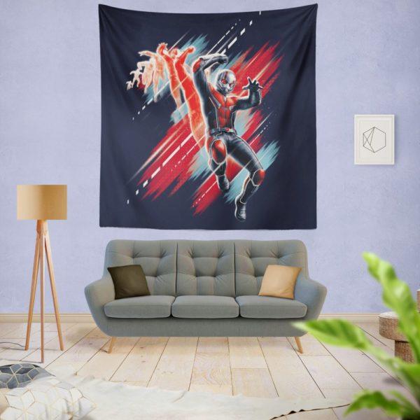 Ant-Man Teen Bedroom Idea Wall Hanging Tapestry
