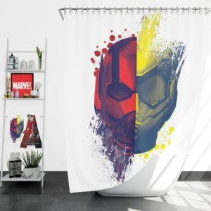 Ant-Man and the Wasp Creative Graphic Shower Curtain