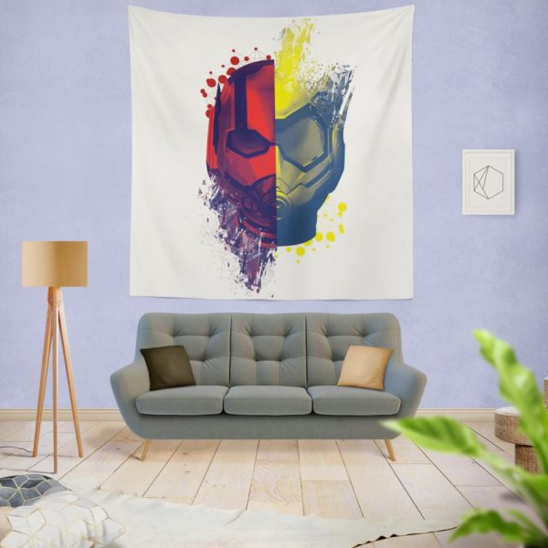 Ant-Man and the Wasp Creative Graphic Wall Hanging Tapestry