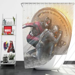 Ant-Man and the Wasp Janet Van Dyne Shower Curtain