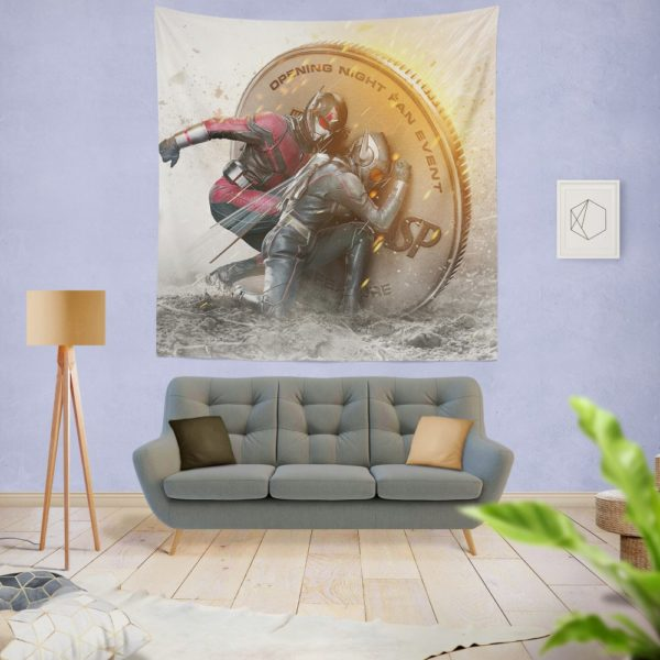 Ant-Man and the Wasp Janet Van Dyne Wall Hanging Tapestry