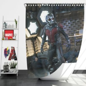 Ant-Man and the Wasp Marvel Movie Shower Curtain