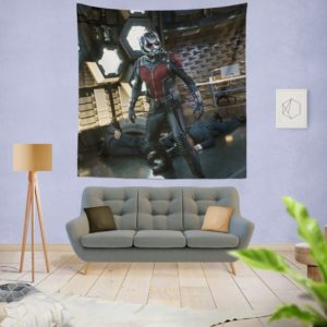Ant-Man and the Wasp Marvel Movie Wall Hanging Tapestry