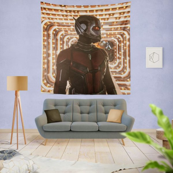Ant-Man and the Wasp Marvel Super Hero Paul Rudd Wall Hanging Tapestry