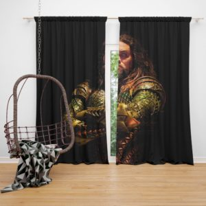 Aquaman DC Comics Movie Curtain