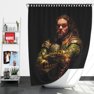 Aquaman DC Comics Movie Shower Curtain