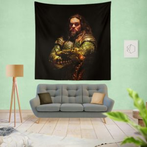 Aquaman DC Comics Movie Wall Hanging Tapestry