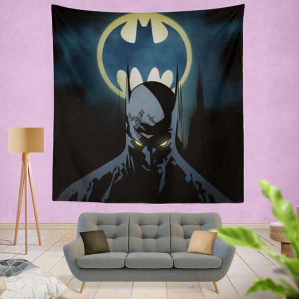 Bat-Signal Batman Comics Wall Hanging Tapestry