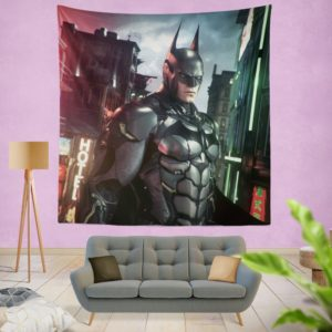 Batman Arkham Games Merchandise Wall Hanging Tapestry