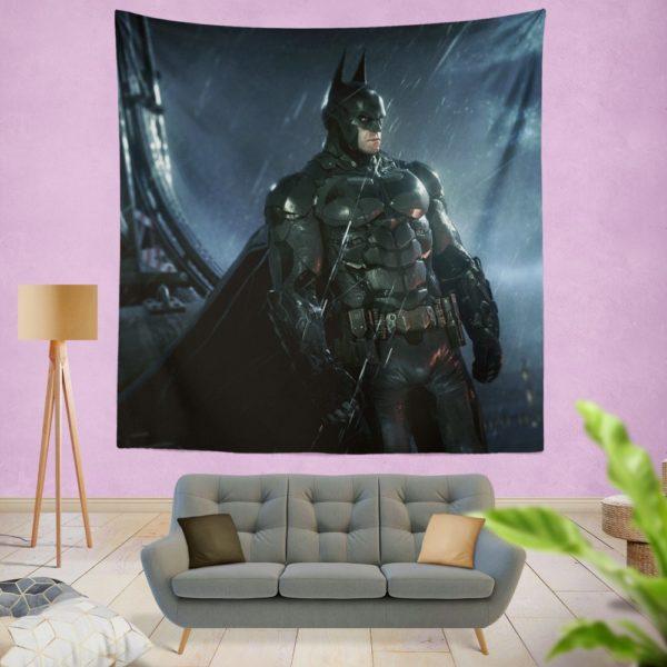Batman Arkham Night Video Game Wall Hanging Tapestry