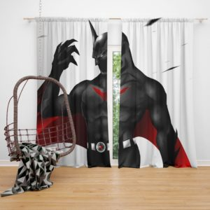 Batman Beyond DC Comics Curtain