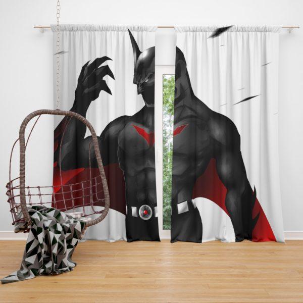 Batman Beyond DC Comics Curtain