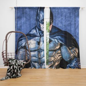 Batman Characters Arkham City Curtain