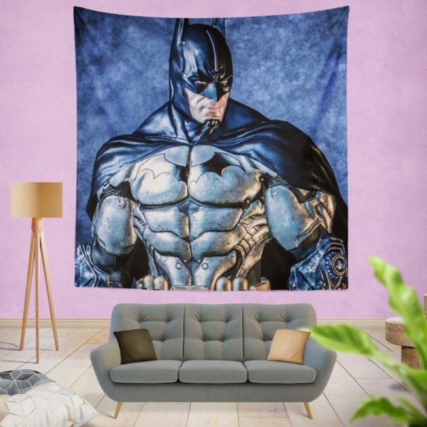 Batman Characters Arkham City Wall Hanging Tapestry