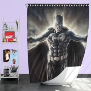 Batman Comics DC Shower Curtain